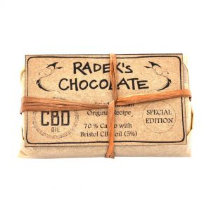 CBD Chocolate, Top