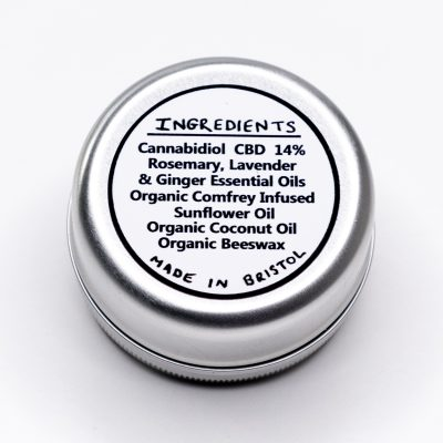 Bristol CBD Muscle Rub, Bottom