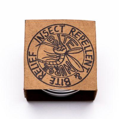 CBD Bite Cream & Insect Repellent, Top