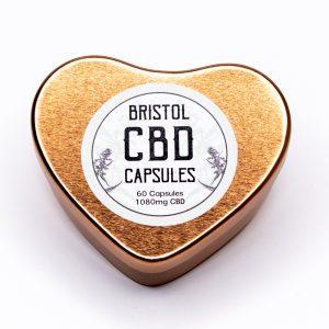 Bristol CBD Capsules, Top