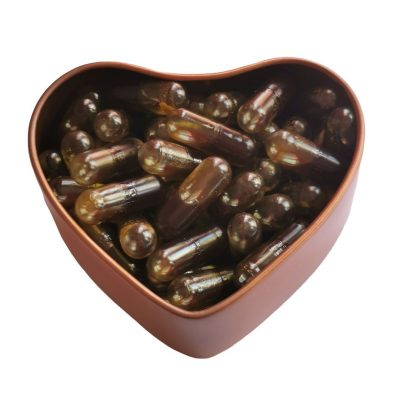 CBD Oil Capsules (No Lid)