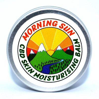 Morning Sun CBD Skin Moisturising Balm