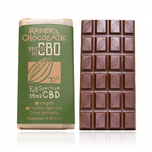 Organic CBD Chocolate