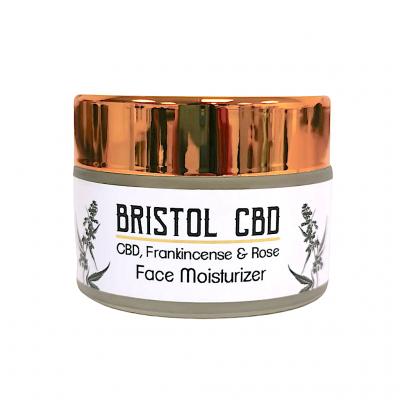 Bristol CBD Face Moisturiser