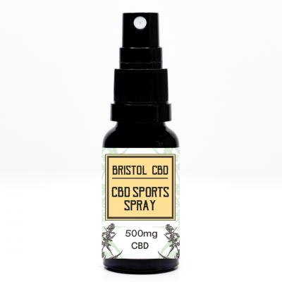 CBD Sports Spray