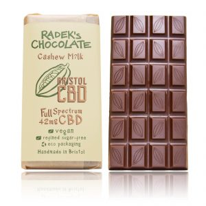 CBD Chocolate Cashew Milk