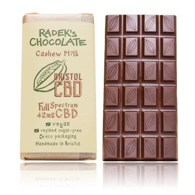 CBD Chocolate Cashew Milk